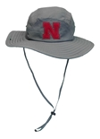 Adidas Nebraska Safari Hat - Gray