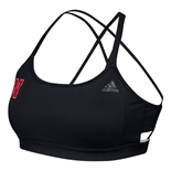 Adidas Nebraska Strappy Sports Bra