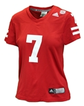 Adidas Women Nebraska 7 Home Jersey