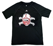 Adidas Youth Blackshirts Climalite Tee