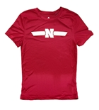 Adidas Youth Huskers Locker Climatech Tee