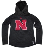 Adidas Youth LS Husker Training Hood