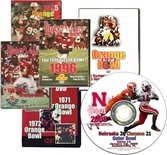 All 5 National Championship Games (AND '08 Gator Bowl)!