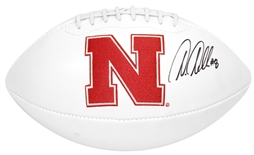 Ameer Abdullah Autographed Football