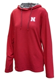 Antigua Mens & Womens Nebraska French Terry Hoodie
