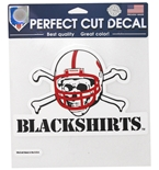 Blackshirts 8 Inch Static Cling