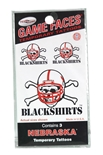 Blackshirts Tattoo 3 Pack