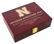 Championship Turf Nebraska Keepsake Box
