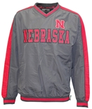 Colosseum N Nebraska VNeck Windbreaker