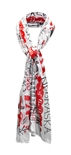 Cornhusker Julia Gash Ladies Scarf