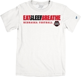 ESPN College Gameday Eat Sleep Breathe Nebraska Football Tee