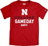 ESPN College Gameday Nebraska Tee