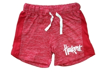 Girls Huskers Yarn Shorts