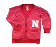 Girls Nebraska Slub Cardigan