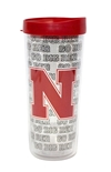Go Big Red ThermoServ Travel Tumbler
