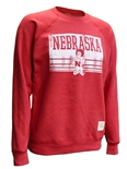 Herbie Square Raglan Fleece Crew