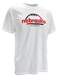 Husker Football Graphic Tee