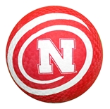 Husker N Playground Ball 8 Inch