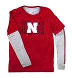 Husker Playmaker 3 in 1 Kids Shirt Set