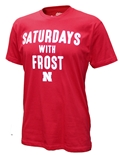 Husker Saturdays with Frost