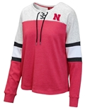 Husker Womens Laced Biggy Sweat