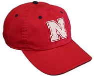 Huskers Go Big Red N Fightsong Cap