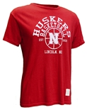 Huskers Basketball N Lincoln Tee