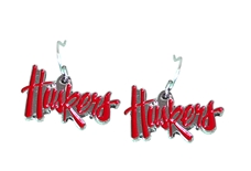 Huskers Dangle Earrings