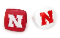 Huskers Fan Rings