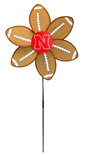 Huskers Football Wind Spinner