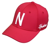 Huskers Phenom Skinny N Fitted Hat