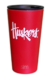 Huskers Stainless Steel Tumbler