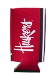 Huskers State Slim Can Cooler