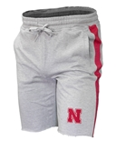 Huskers Terry Cut-Offs