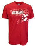 Huskers Volleyball Kill Tee
