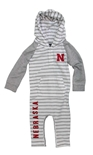 Infant Nebraska Fozzie Romper