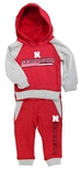 Infant Nebraska Huskers Whatnots Fleece Set