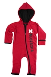 Infant Nebraska LS Romper