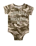 Infant OHT Camo Onesie