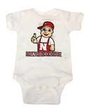 Infants Lil Red Onesie