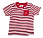 Kids Nebraska Pocket Tee