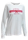 Ladies GBR Nebraska LS Tee