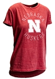 Ladies Nebraska Bakersfield Tee