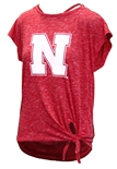 Ladies Nebraska Como Tee