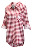 Ladies Nebraska Wanderer Gingham Shirt