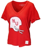 Ladies Slub Vintage NU Helmet Top