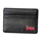 Leather Husker Weekend Wallet