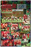 NU 1996 Offense Poster