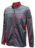 Nebraska 32 Trap Full Zip Jacket