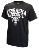 Nebraska Basketball Naismith Tee